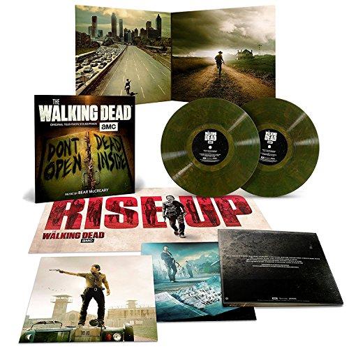The Walking Dead (Original Television Soundtrack) [Disco de Vinil]