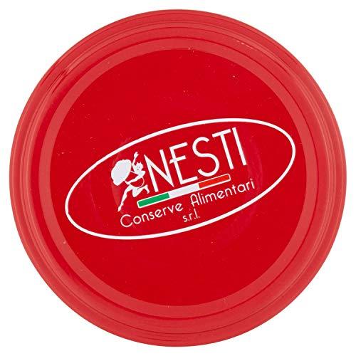 Nesti Conserve Alimentari Champignons Campagnola all' Olio di Girasole - Pacco da 12 X 280 g