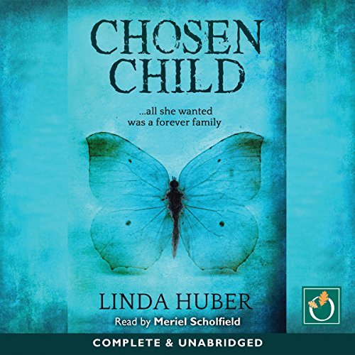 Chosen Child audiobook cover art