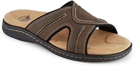 146a668f8bfe Dockers Mens Sunland Casual Slide Sandal Shoe