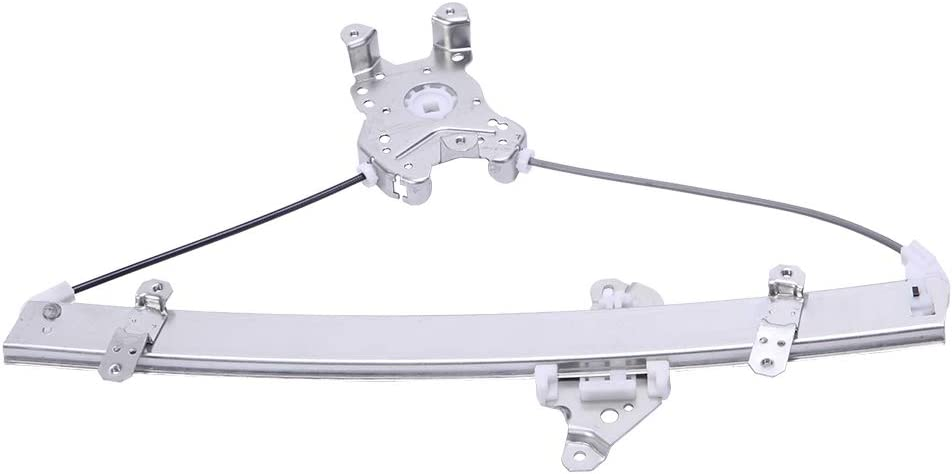 Rear Left Power Credence Window Regulator 2 with without shipfree Motor Compatible