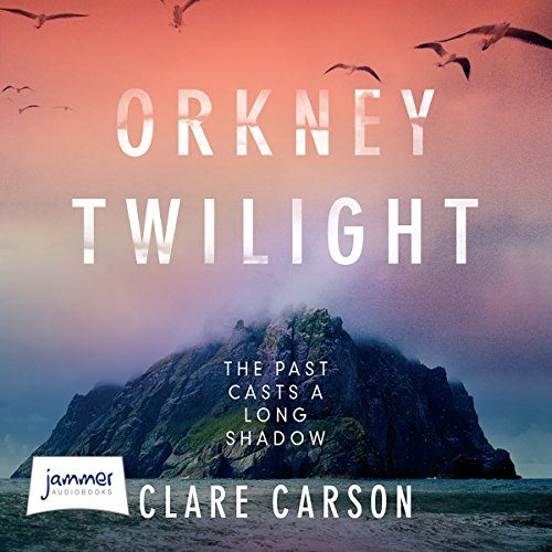 Orkney Twilight audiobook cover art