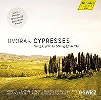 ドヴォルザーク : 歌曲集 「糸杉」 オリジナル18曲の歌曲&弦楽四重奏版 (Dvorak : Cypresses - Song Cycle & String Quartets) (2CD) [輸入盤]