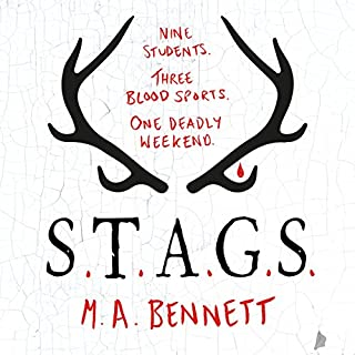 STAGS cover art