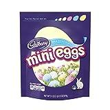 Reese's CADBURY MINI EGGS with Crisp Shell Candy Easter oz Bulk Bag, milk chocolate, 31 Ounce