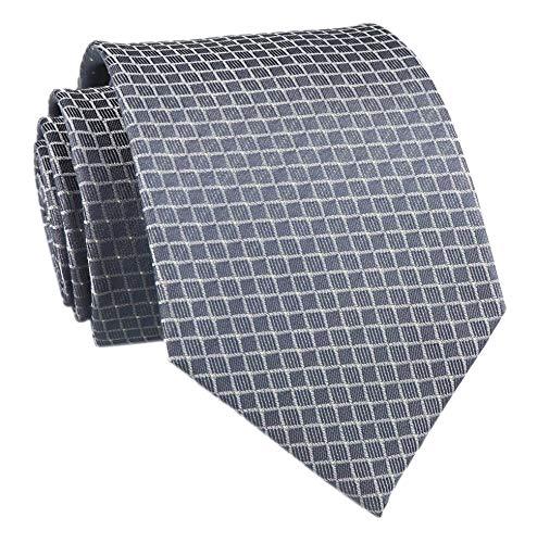 Leadertux 5pc Boys Formal Wedding Light Gray Vest Necktie Sets Suits Outfit S-20 (3T)