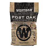 Western Premium BBQ Products Post Oak BBQ Smoking Chips, 180 cu in