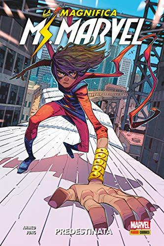 La Magnifica Ms. Marvel (2019) 1: Predestinata