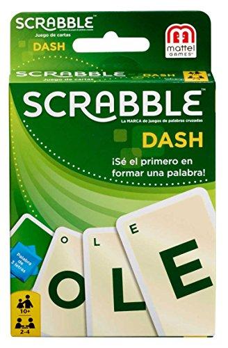 Mattel - Cartas Scrabble...