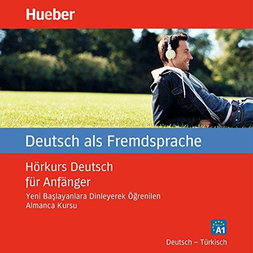 Hörkurs Deutsch für Anfänger Titelbild