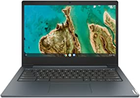 "Lenovo IdeaPad 3 Chromebook 14"" bärbar dator laptop / Intel Celeron N4020 2.8GHz / 4GB / 64GB / Chrome OS Nordic /..."