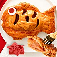 アップルパイ めで鯛 風呂敷包み 誕生日 [冷] 還暦 内祝い プレゼント お菓子 ギフト【お届け日時指定対応可能】