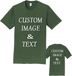 design your own slim fit t shirt