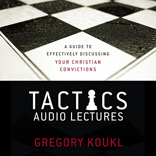 Tactics: Audio Lectures audiobook cover art