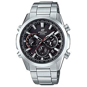 [カシオ] 腕時計 エディフィス 電波ソーラー EQW-T650D-1AJF メンズ シルバー