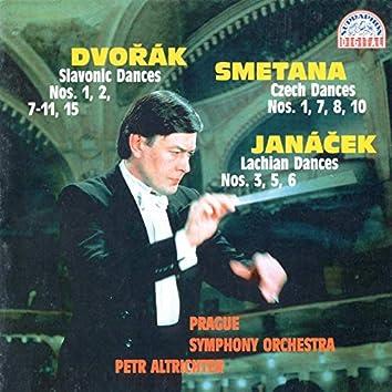 Smetana, Dvořák, Janáček: Dances