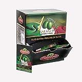 Olio extra vergine di oliva Coppini 100% Italiano estratto a freddo in bustine monodose 10 ML - 1 dispenser x 104 bustine