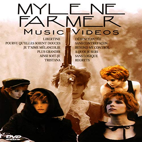 Mylène Farmer - Music Videos [Alemania] [DVD]