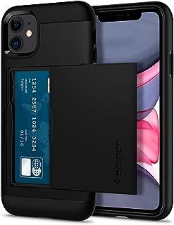 Spigen Slim Armor CS Designed for Apple iPhone 11 Case (2019) - Black