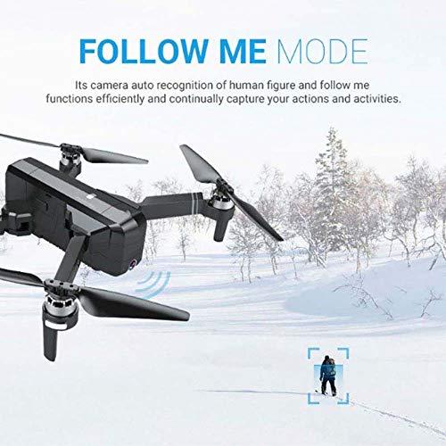 SCZZ Luft Drohne, 4K-HD-Professionelle GPS-Positionierung Falten Flugzeuge, Langlebige Fernbedienung Flugzeug