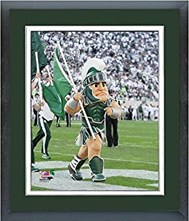 Sparty Michigan State Spartans 2017 Mascot Photo (Size: 12.5