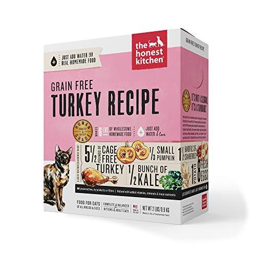 The Honest Kitchen Human Grade Turkey Cat Food