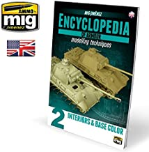 AMMO by Mig Encyclopedia of Armor Modelling Techniques #2 - Interiors & Base Color