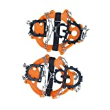 Generic Anti-Slip Shoes Boots Covers Gripper Ice Snow Chain Crampons Cleats