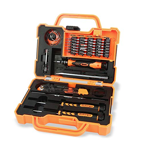 JAKEMY JM-8139 45 in I Screwdrivers Set Opening Repair Tools Kit for Mobile Phone Laptop Tablet PC and Gadgets
