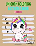 Unicorn Coloring Activities Book For Kids: A Fun And Relaxing Beautiful Unicorns Activity Color Kid Toddler Workbook Game For Learning And ... Makes A Nice Gift For Children (Series 31)