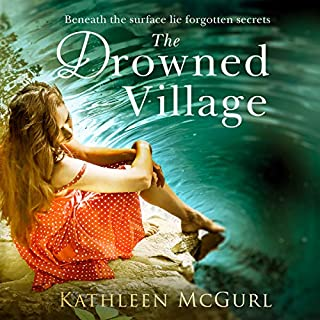 The Drowned Village audiobook cover art