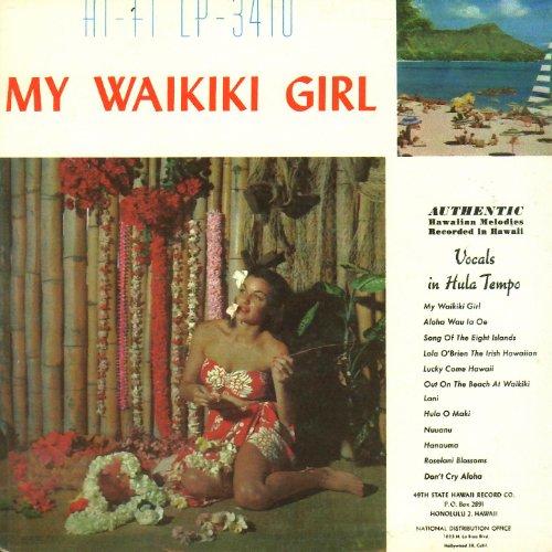 Don't Cry Aloha (Hawaiian Hula Tempo)