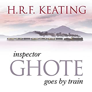 Inspector Ghote Goes by Train cover art