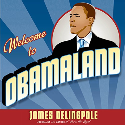 Welcome to Obamaland audiobook cover art