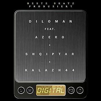 Digital (feat. Azero, Shqiptar & Kalazh44)