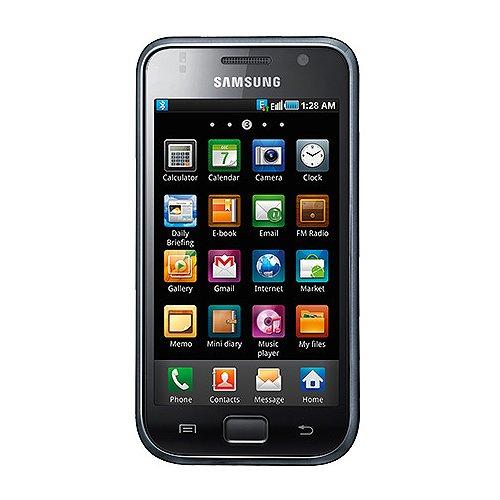 O2 Samsung GT I9000 Galaxy S - Smartphone - 3G