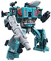Transformers E82055X0 Toys Generations War for Cybertron: Earthrise Leader WFC-E23 Doubledealer Triple Changer Action...