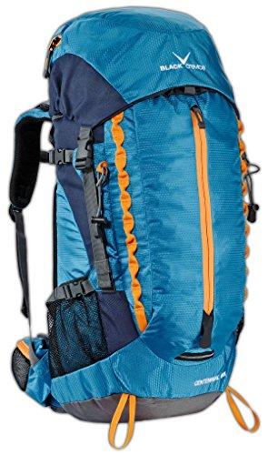 Black Crevice Trekking Rucksack, Centennial 60L, Trekking, Outdoor, Backpack; BCR241000; blau