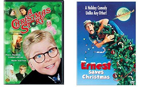 Ernest Saves Christmas & A Christmas Story 2-DVD Christmas Bundle