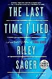 The Last Time I Lied: A Novel (Random House Large Print)