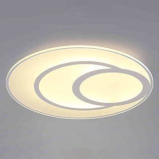 Moderne Mode Creative Ronde LED Plafond Éclairage Intérieur Éclairage Lampe Cosy Cave Chambre Plafond Lampe Dimmable Plafo...
