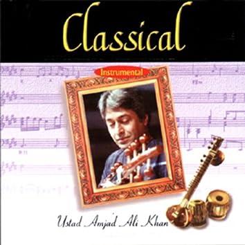 Classical Instrumental: Ustad Amjad Ali Khan (Live At Savai Gandharva Festival, Pune)