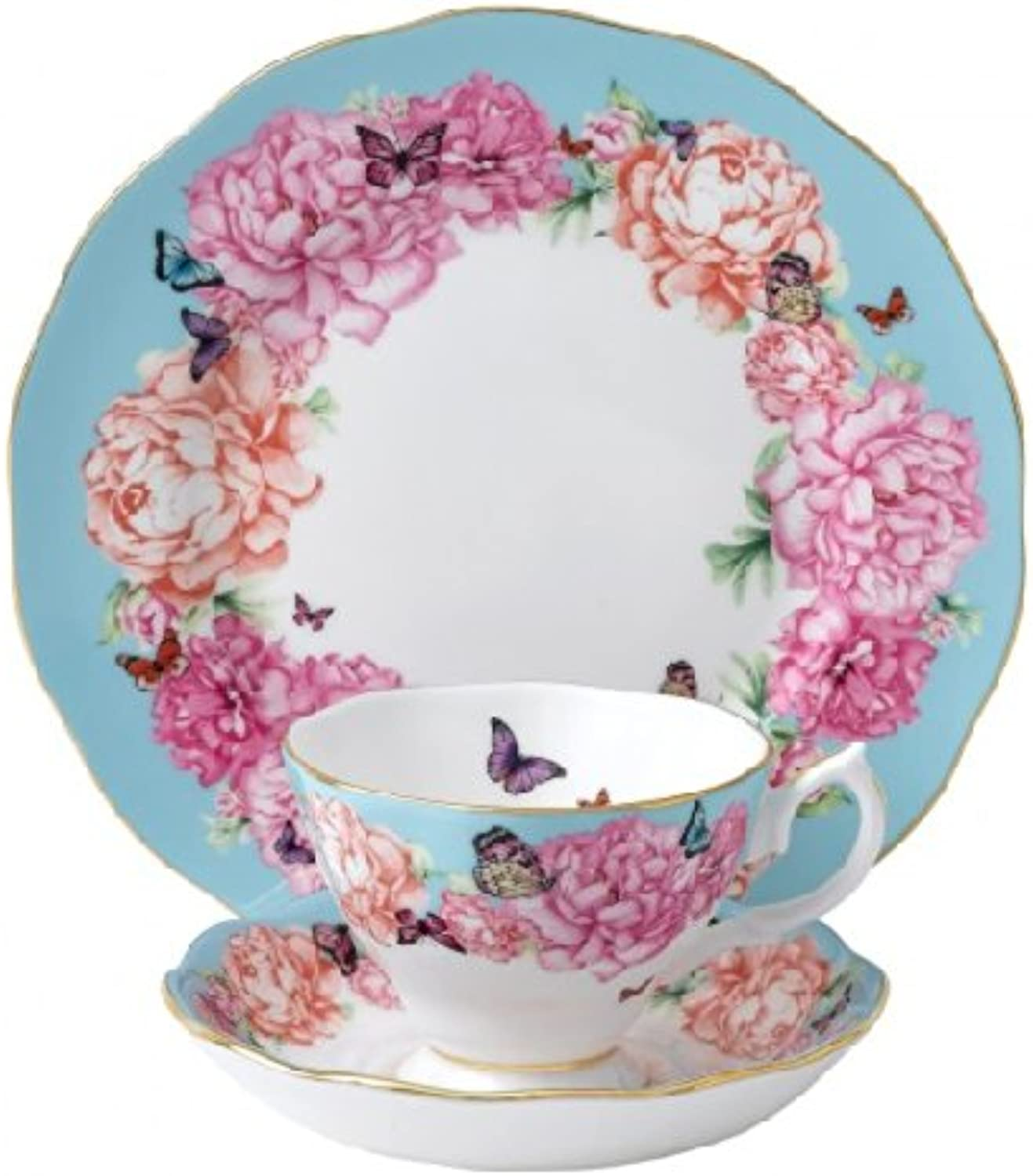 Royal Albert Miranda Kerr Devotion 3 Piece Tea Set