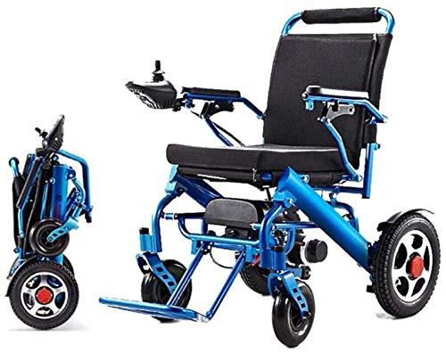 GJNVBDZSF Fauteuils roulants électriques, Fauteuil Roulant...