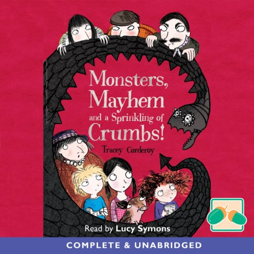 Monsters, Mayhem, and a Sprinkling of Crumbs! Titelbild