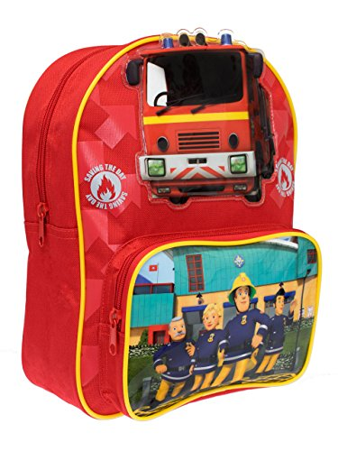 Feuerwehrmann Sam Jungen Feuerwehrman Sam Rucksacke