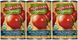 Muir Glen Organic Diced Tomatoes-Italian Herbs-14.5 Oz