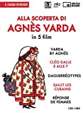 Alla Scoperta Di Agnès Varda in 5 Film. 2 DVD. Con Libro in Brossura