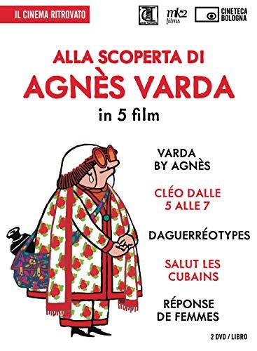 Alla scoperta di Agnès Varda in 5 film. 2 DVD. Con Libro...