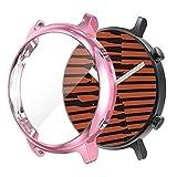 Cellphoneparts BZN Smart Watch Case pour Huawei GT2 42mm Coquille de Protection TPU TPU TPU TPU (Color : Pink)